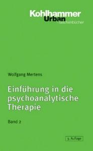 Einführung in die psychoanalytische Therapie   Kohlhammer