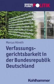 Verfassungsgerichtsbarkeit in der Bundesrepublik Deutschland Kohlhammer