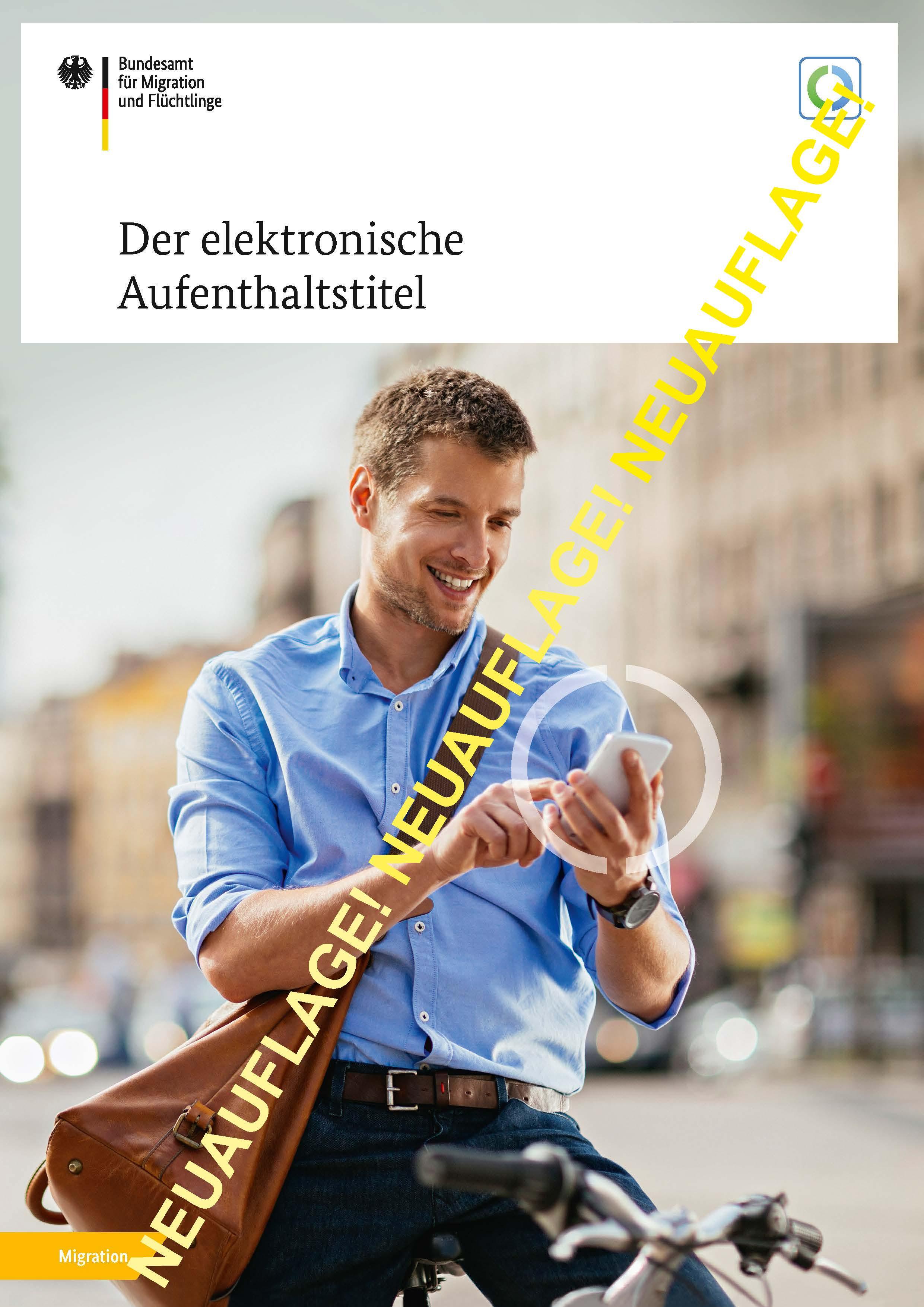 EAT Broschüre Elektronischer Aufenthaltstitel width=