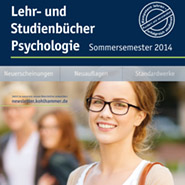 Lehr- und Studienbücher Psychologie