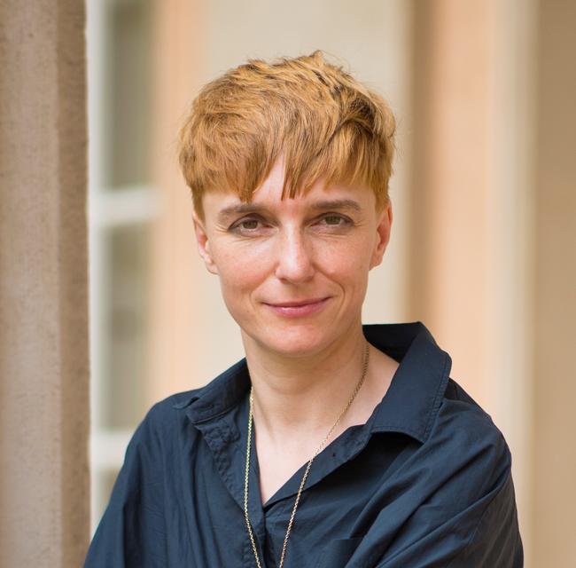 Portrait von Eva-Marie Kessler