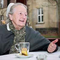 Brigitta Schröder Interview Blickwechsel