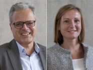 Harald Pechlaner und Elisa Innerhofer