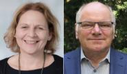 Marion Rehm und Wolfgang Schwibbe