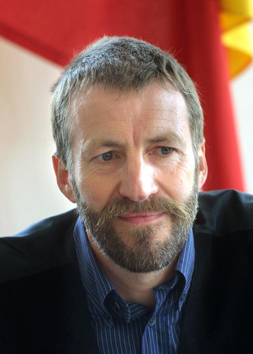 Portrait von Martin Becker