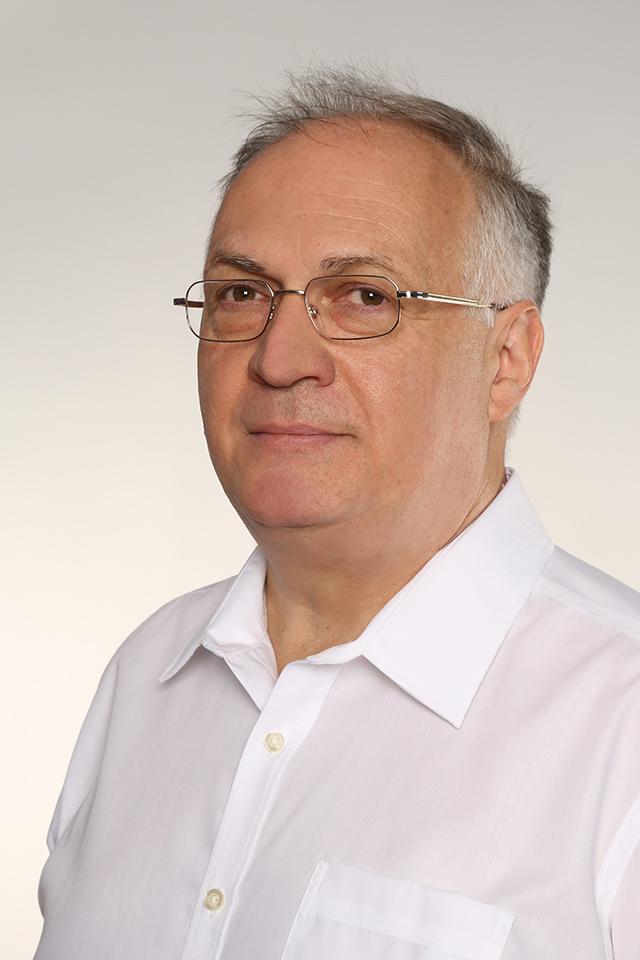 Dr. Alfred Schlicht im Portrait