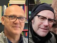 Stephan Ellinger und Oliver Hechler