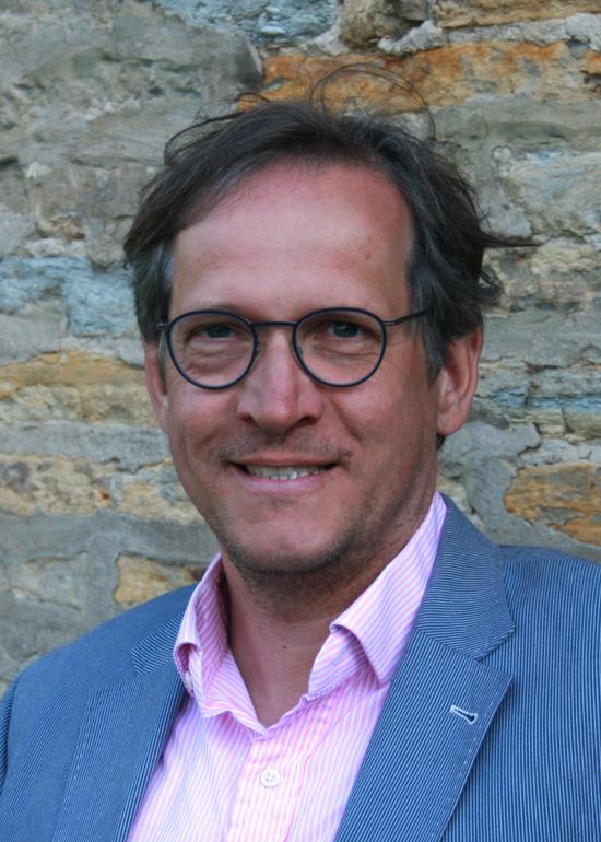 Portrait des Autors