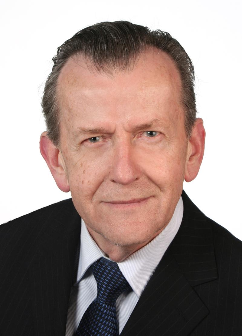 Portrait von Wolf Rainer Wendt