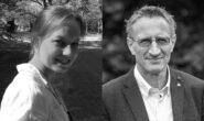 Sophia Bock und Wilfried Schubarth