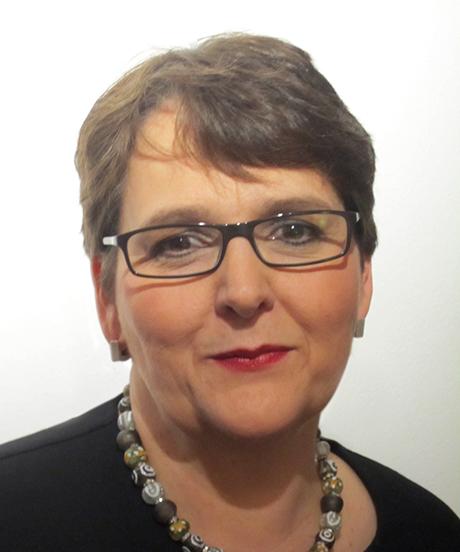 Portrait von Gudrun Heinrich