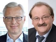 Rolf Weiber und Alexander Pohl