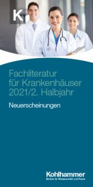 Prospekt Neuerscheinungen 2. Halbjahr 2021