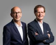 Prof. Dr. Dieter Thomaschewski und Prof. Dr. Rainer Völker