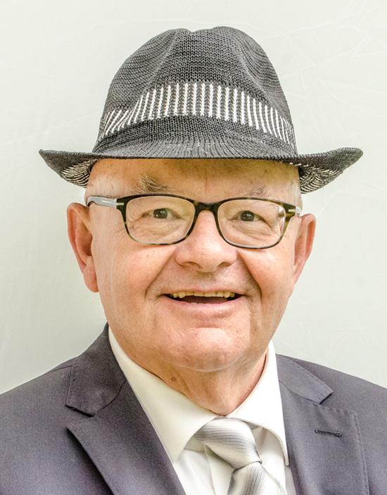 Prof. i. R. Dr. Dr. h.c. Hermann Diller